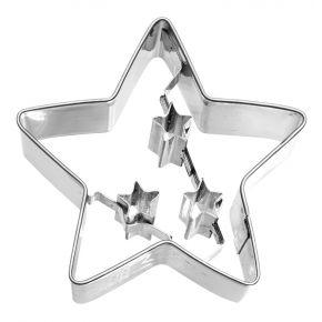 Weihnachts-Stern, 6,5 cm