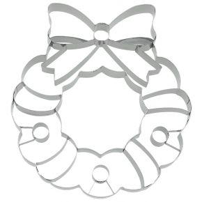 XXL Weihnachtskranz, 18 cm