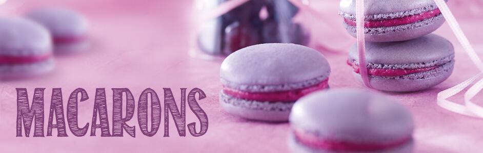 Macarons - Das Meisterstück der französischen Backkunst